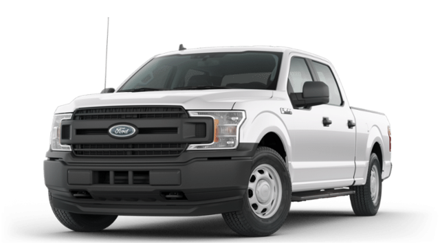 New 2020 Ford F-150 XL 4WD SuperCrew 6.5 Box Pickup Truck in Lanham MD